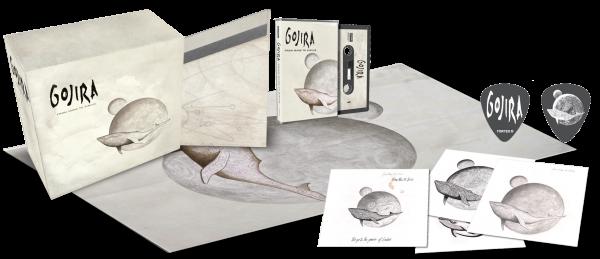 gojira box