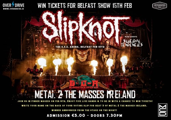 METAL 2 THE MASSES COMP