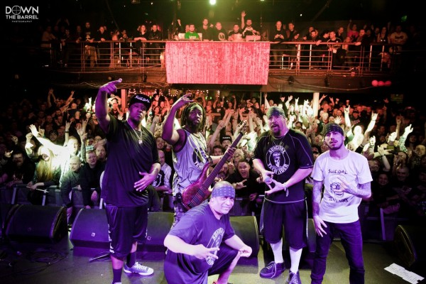 SUICIDAL TENDENCIES DUBLIN ACADEMY 14_02_16
