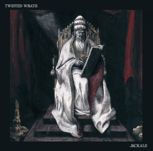 "TWISTED WRATH ""JACKALS"" ALBUM COVER"