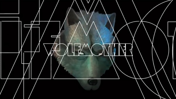 WOLFMOTHER BANNER