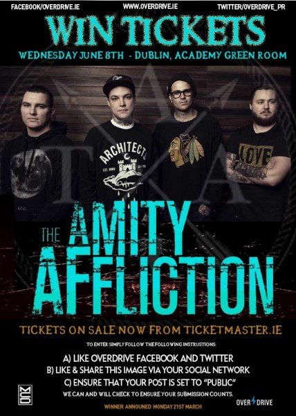 AMITY AFFLICTION COMP