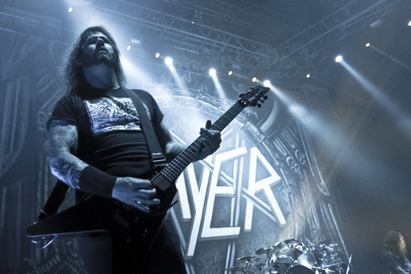 Gary Holt Slayer