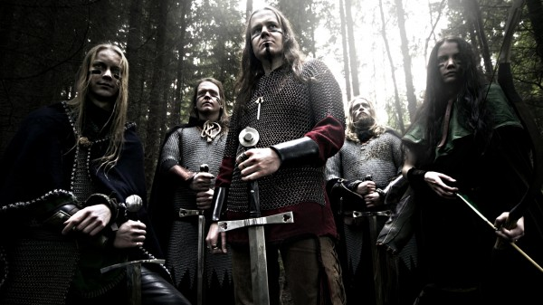 ensiferum band shot 2