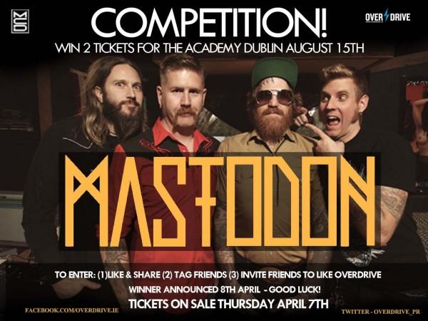 mastodon comp DUBLIN 2016