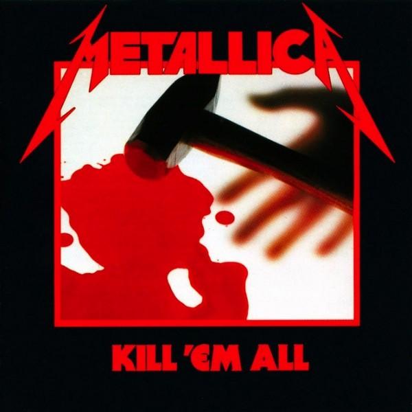 metallica kill em all