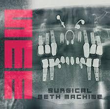 surgical meth machine album cover