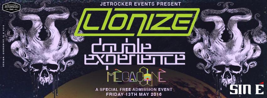 LIONIZE  - DOUBL EX - MEGACONE SOCIAL
