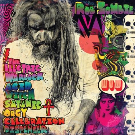 Rob Zombie album cover 2016