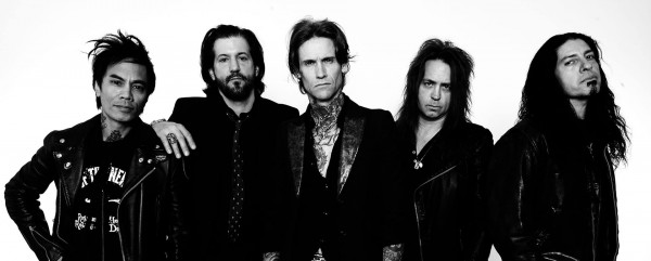 BUCKCHERRY PROMO 2016