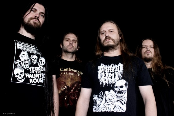 Band Photo - Entombed A.D.-3
