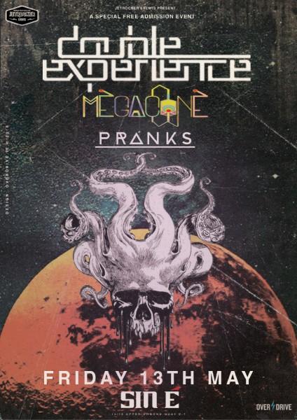 DOUBLE EXPERIENCE - MEGACONE - PRANKS