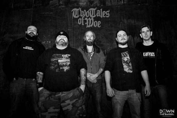 TWO TALES OF WOE BAND PROMO