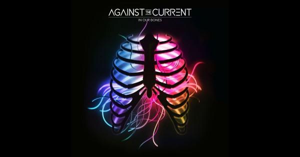 against the current in our bones album cover