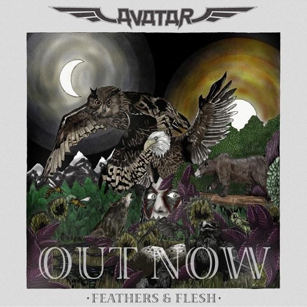 Avatar album cover 2016