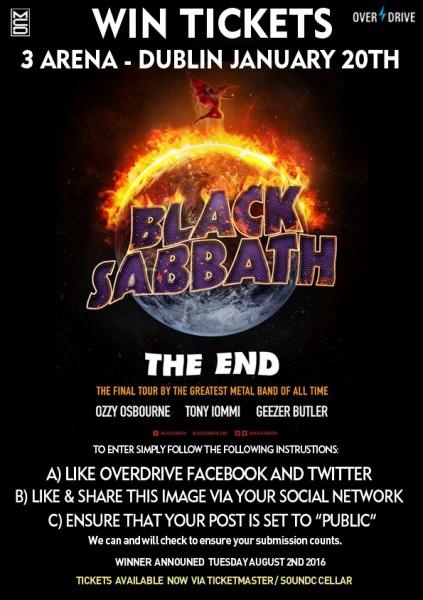 BLACK SABBATH COMP