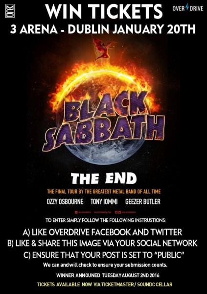 BLACK SABBATH COMP