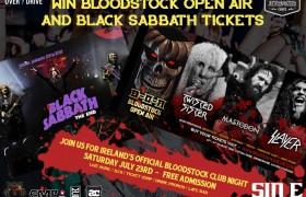 BLOODSTOCK - SABBATH COMP
