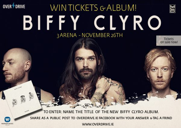 Biffy Clyro COMP 2016