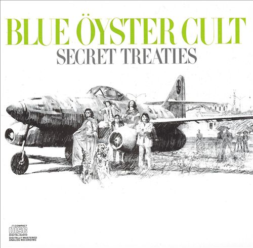 Blue Oyster Cult Secret Treaties
