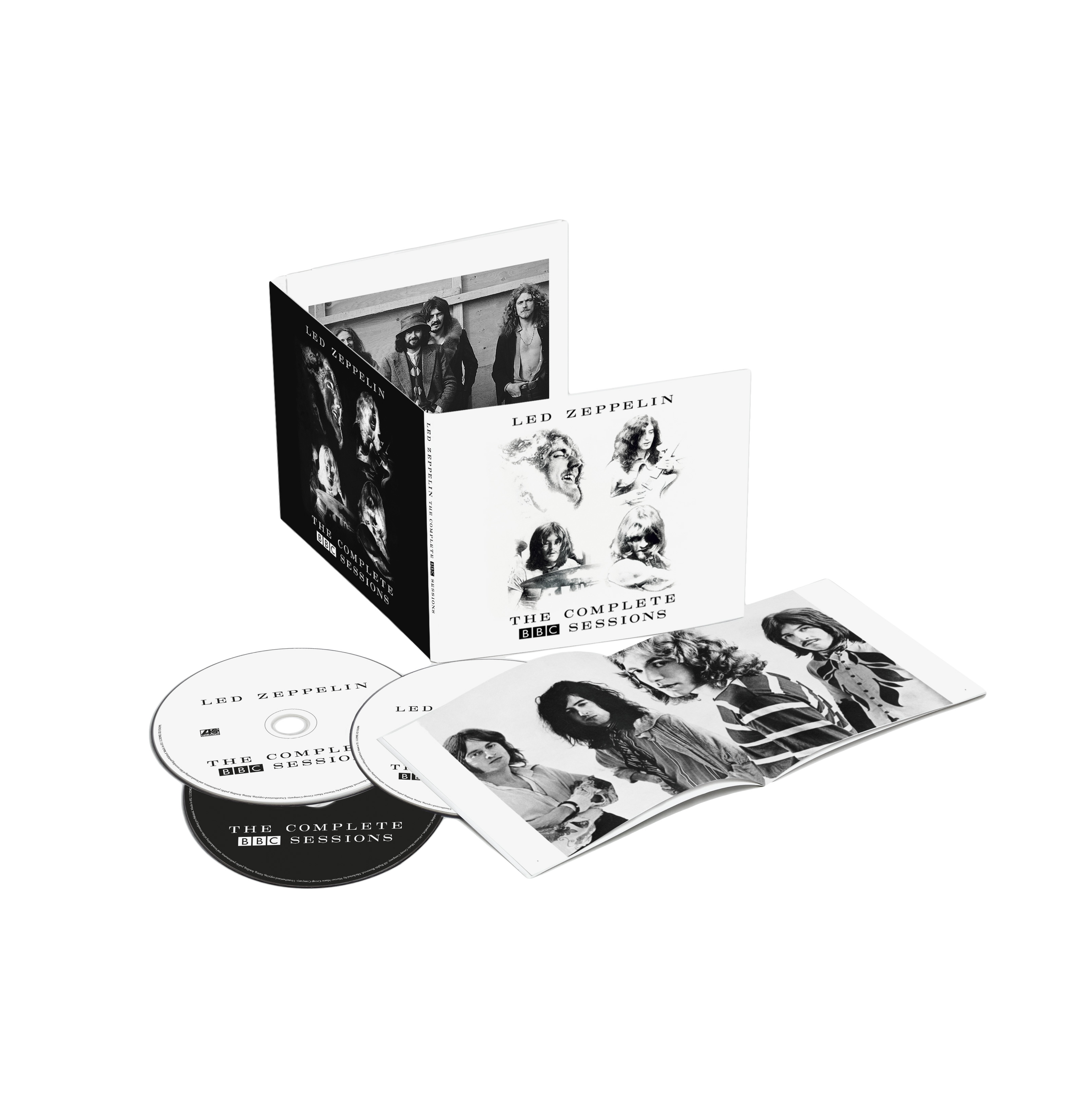 Led Zeppelin Set To Release Remastered Bbc Sessions With