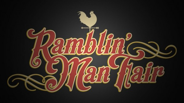 RAMBLIN MAN FAIR LOGO