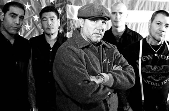 Agnostic Front will be bringing the pain to London this January.