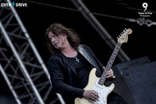 John Norum - Ramblin' Man Fair @ Overdrive 2016
