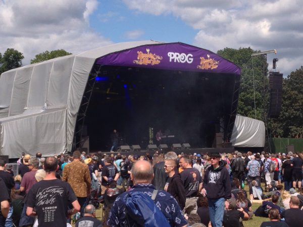 Ramblin man prog stage
