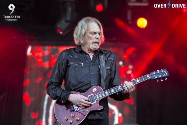 Scott Gorham of Thin Lizzy - Ramblin' Man Fair © Overdrive 2016