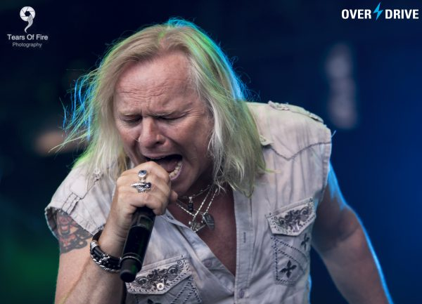 Uriah Heep - Ramblin' Man Fair © Overdrive 2016