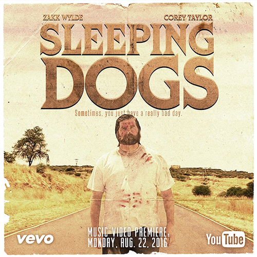 Zakk Sleeping Dogs