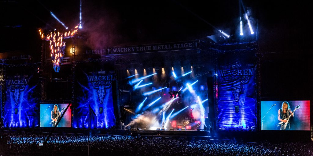 Judas Priest, W:O:A 2015