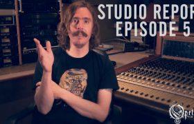 mikael akerfeldt studio report 5