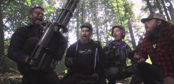 Red Fang - Shadows video still