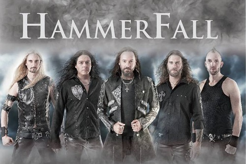HAMMERFALL | NEW ALBUM DETAILS & FIRST SINGLE 'THE SACRED ...