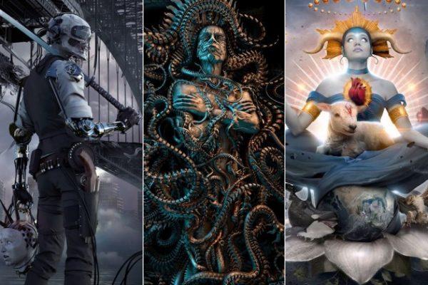 best-album-covers-2016