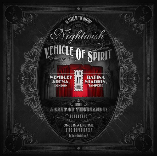 NIGHTWISH DVD COVER