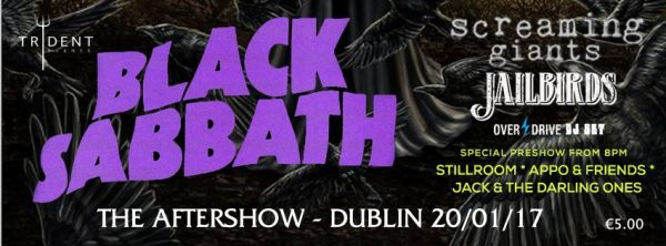Black Sabbath aftershow digi banner