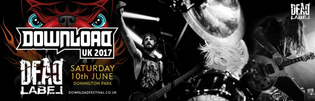 DEAD LABEL DOWNLOAD FEST TEASER 2