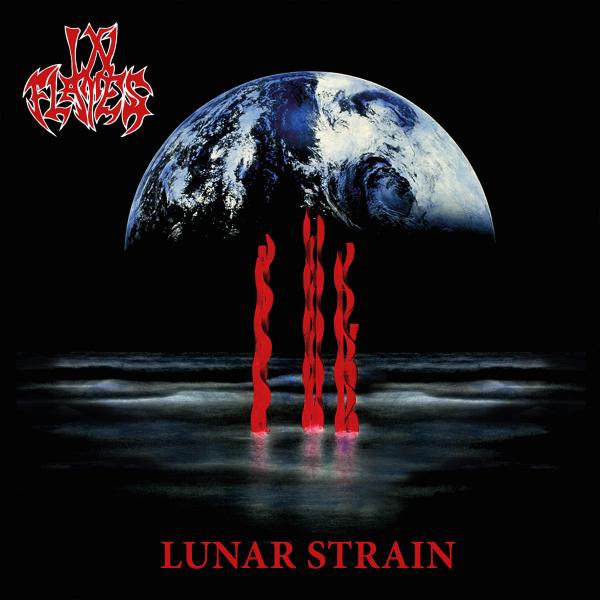 in flames lunar strain