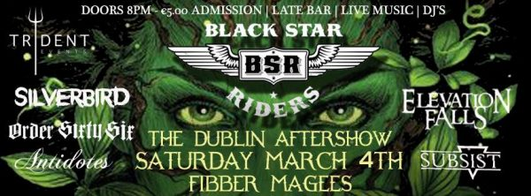 Black Star Riders Aftershow