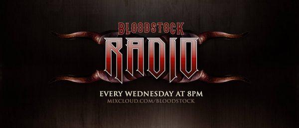Bloodstock Radio Graaphic banner