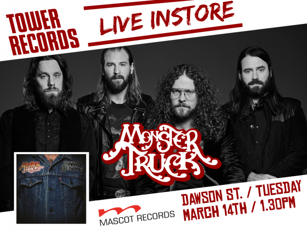 Monster Truck - Tower Records