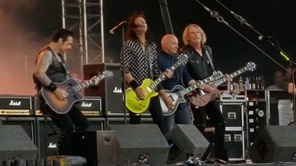 Thin Lizzy Ramblin' Man Fair