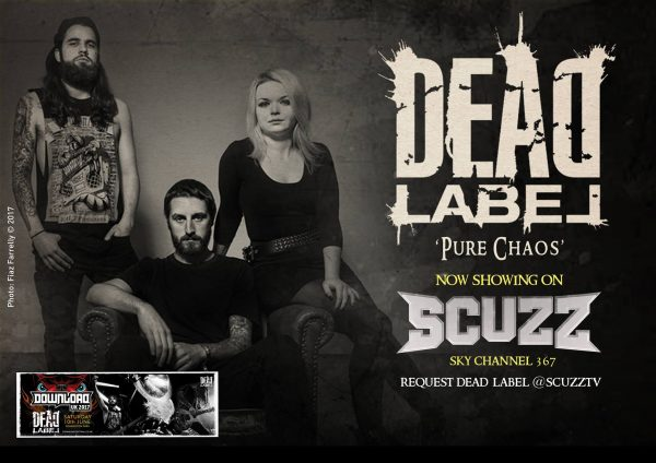 Dead Label : Scuzz