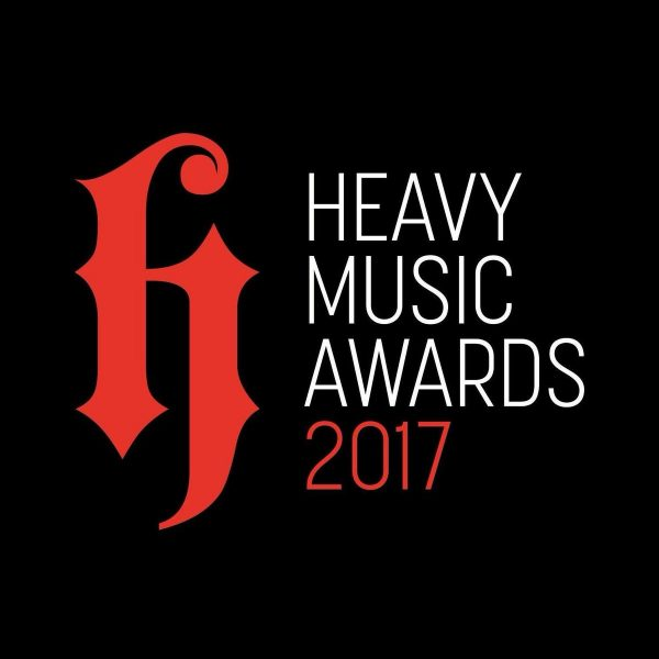 Heavy Music Awards Black logo