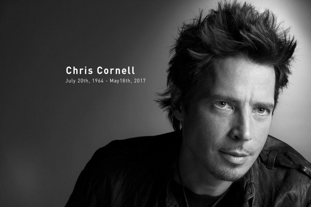 CHRIS CORNELL RIP