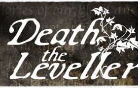 DEATH THE LEVELLER FACEBOOK BANNER