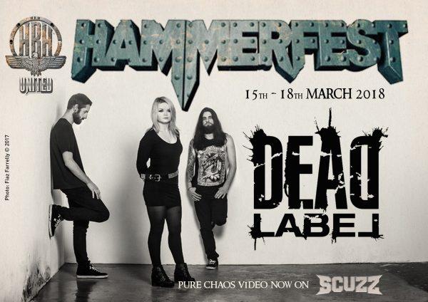 Dead Label hammerfest